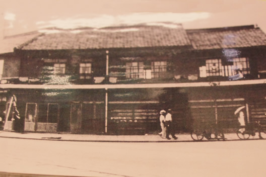 戦前の松屋カメラ外観