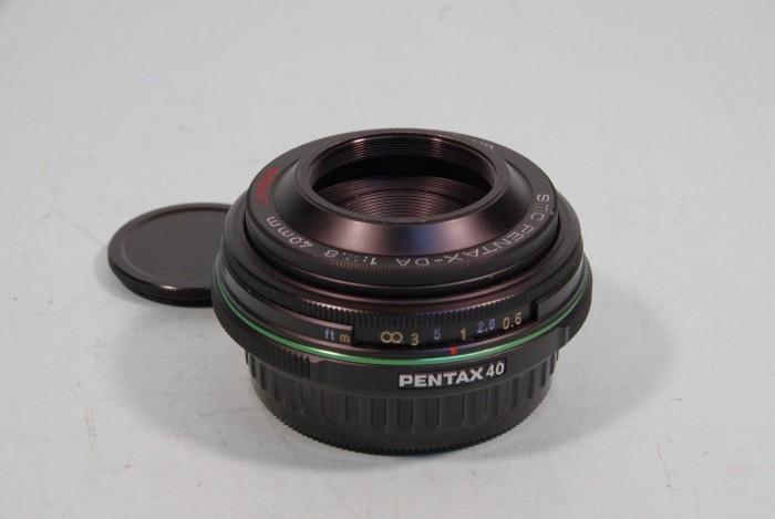 DA40mmF2.8 Limited