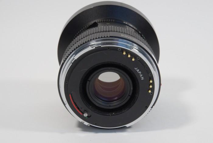 ブロニカ ゼンザノンPG50mm F4.5