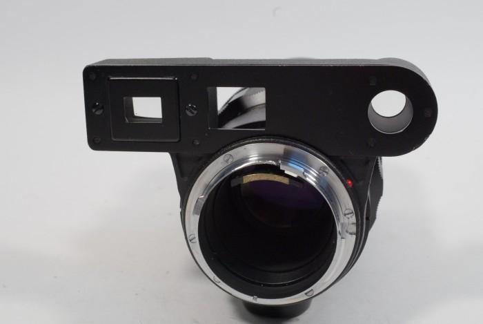 エルマリート M135mmF2.8 メガネ付
