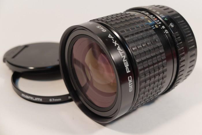 SMC A645 45ミリF2.8