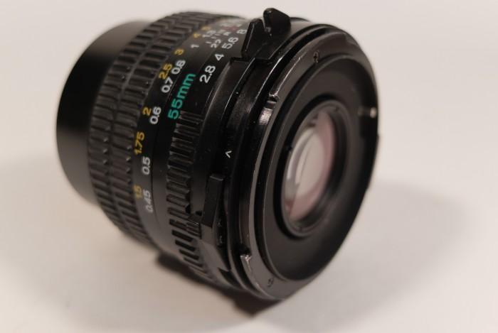 セコールC 55ミリF2.8N