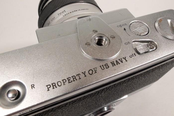 ベセラー スーパーD前期型 米海軍仕様 レンズ2本セット