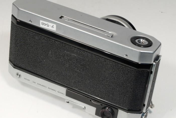 キヤノンVT キヤノン50ミリF1.4