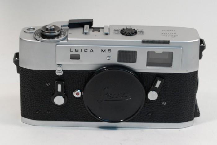 ライカ M5 シルバー