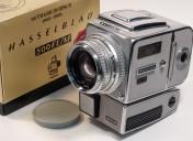 ハッセルブラッド500ELM スペースカメラ20周年 CプラナーT*80/2.8白鏡胴付き