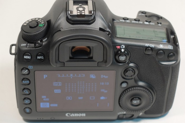 キヤノン EOS 5D SR